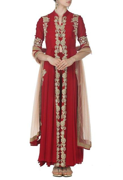Latest Collection of Kurta Sets by Aneesh Agarwaal