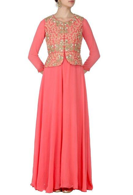 Latest Collection of Jumpsuits by Aneesh Agarwaal