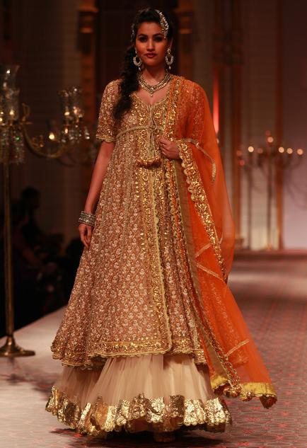 Latest Collection of Lehengas by Preeti S Kapoor