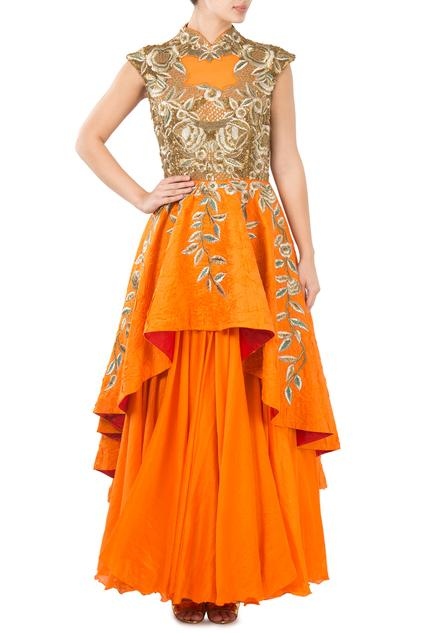 Latest Collection of Dresses by Samant Chauhan
