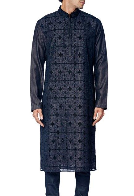 Latest Collection of Kurta Sets by Dhruv Vaish