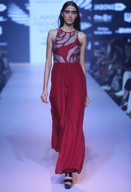 Latest Collection of Jumpsuits by Nachiket Barve