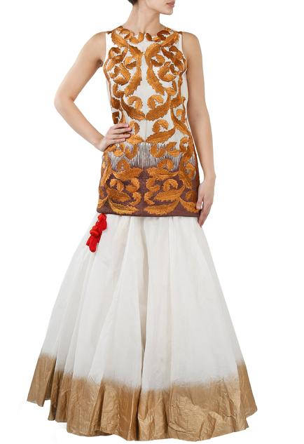 Latest Collection of Lehengas by Samant Chauhan