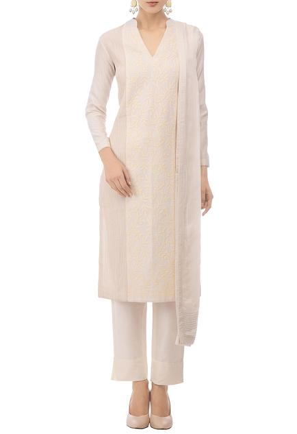 Latest Collection of Kurta Sets by Anjul Bhandari