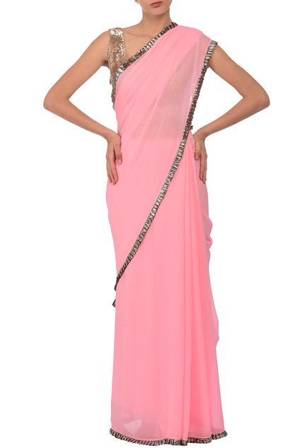 Latest Collection of Saris by Manish Malhotra