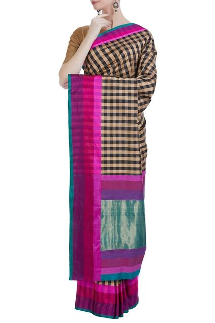 Latest Collection of Saris by Nazaakat by Samara Singh