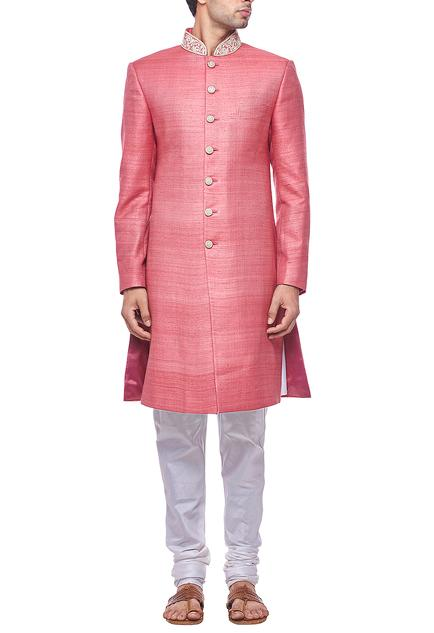 Latest Collection of Sherwanis by Dhruv Vaish