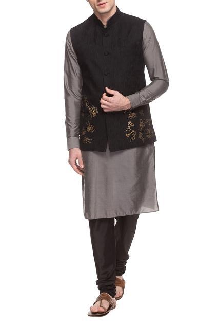 Latest Collection of Nehru Jackets by Diya Rajvvir - Men