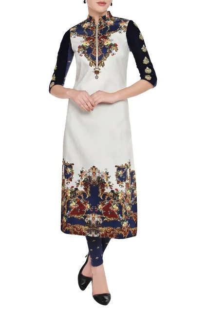 Latest Collection of Kurta Sets by Falguni Shane Peacock