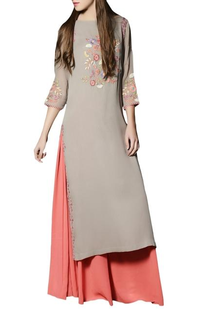 Latest Collection of Kurta Sets by Mandira Wirk