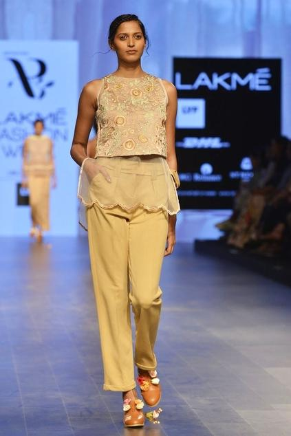 Latest Collection of Pants by Archana Rao