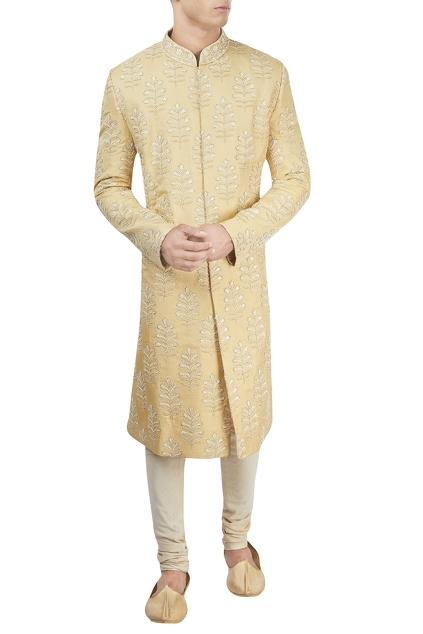 Latest Collection of Sherwanis by Krishna Mehta - Men