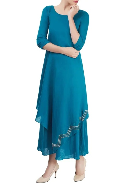 Latest Collection of Tunics & Kurtis by Zeel Doshi
