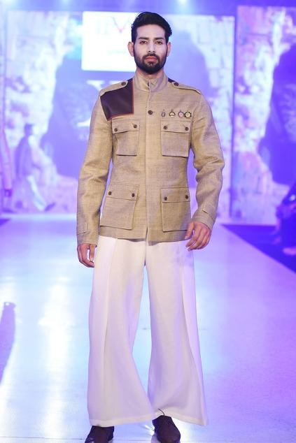 Latest Collection of Trousers by Arjun Khanna