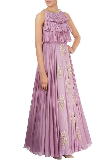 Latest Collection of Gowns by Shruti Ranka