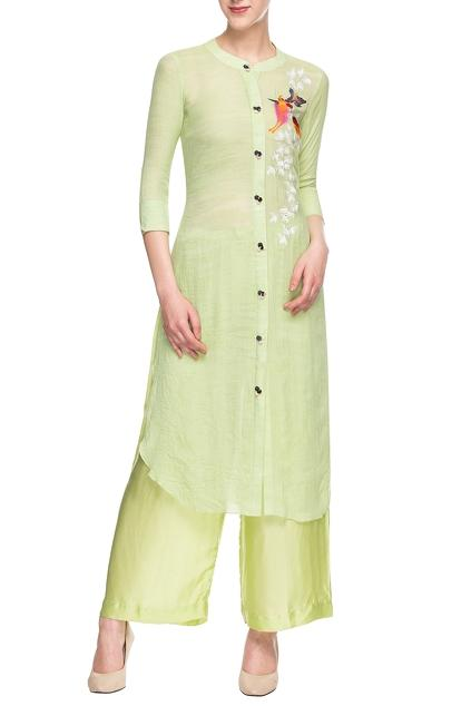 Latest Collection of Kurta Sets by Desert Shine by Sulochana Jangir