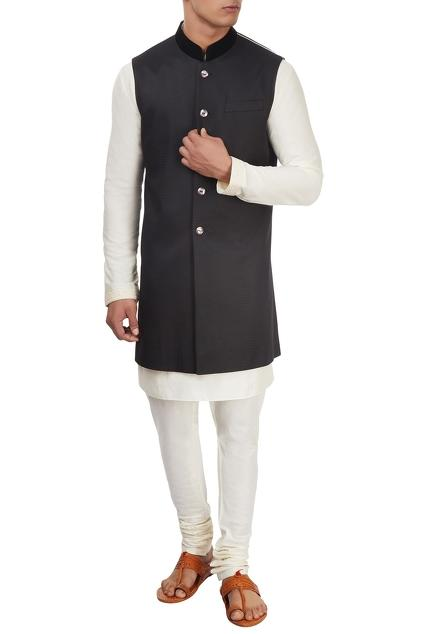 Latest Collection of Nehru Jackets by Arjun Khanna