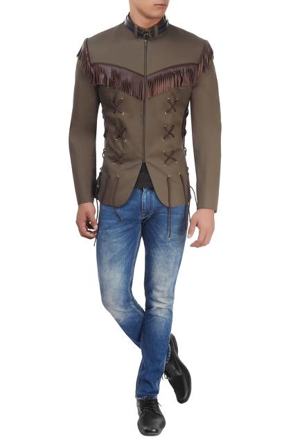Latest Collection of Jackets by Arjun Khanna