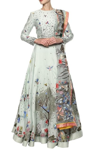 Latest Collection of  by Rahul Mishra