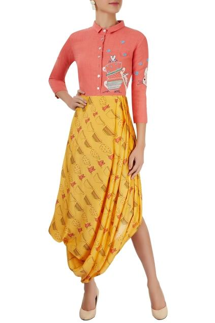 Latest Collection of Dresses by NAUTANKY
