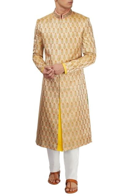 Latest Collection of Sherwanis by Kunal Anil Tanna - Men