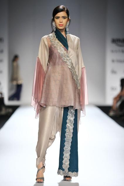 Latest Collection of Kurta Sets by Kiran Uttam Ghosh