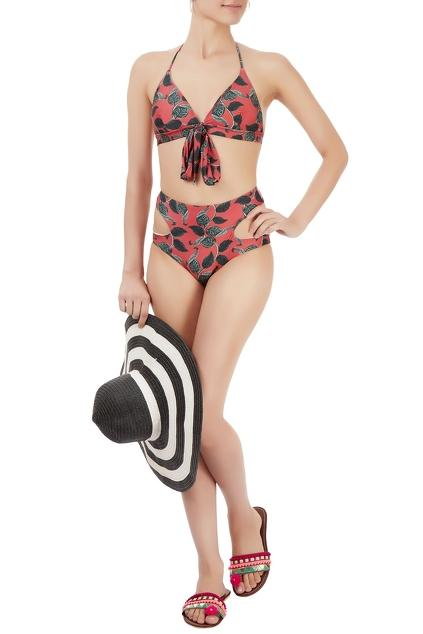 Latest Collection of swimwear by Turquoise and Gold