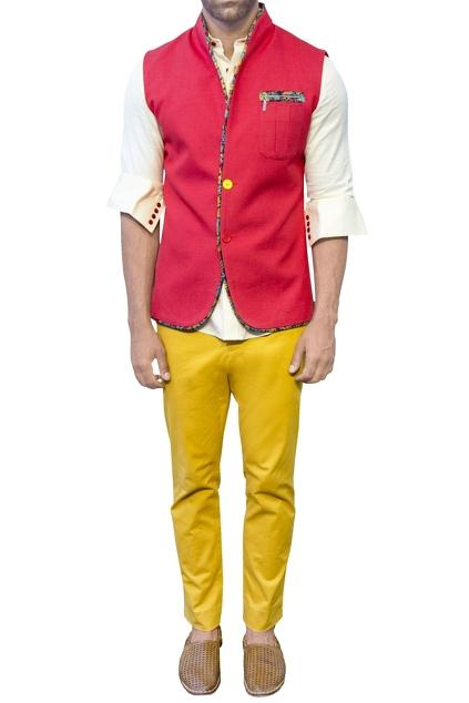Latest Collection of Jackets by Paresh Lamba