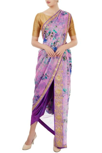 Latest Collection of Saris by Anita Kanwal