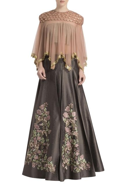 Latest Collection of Skirts by Ridhima Bhasin