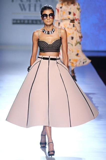 Latest Collection of Skirts by Shivan and Narresh