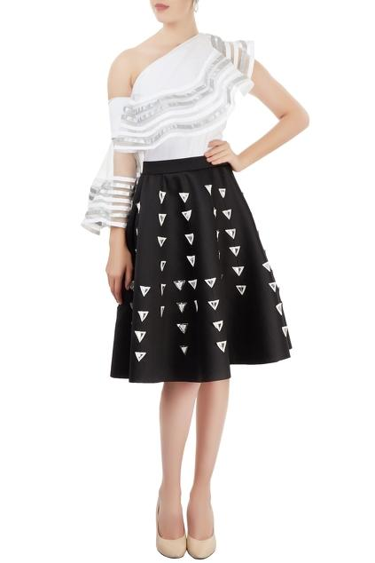 Latest Collection of Skirts by Vidhi Wadhwani