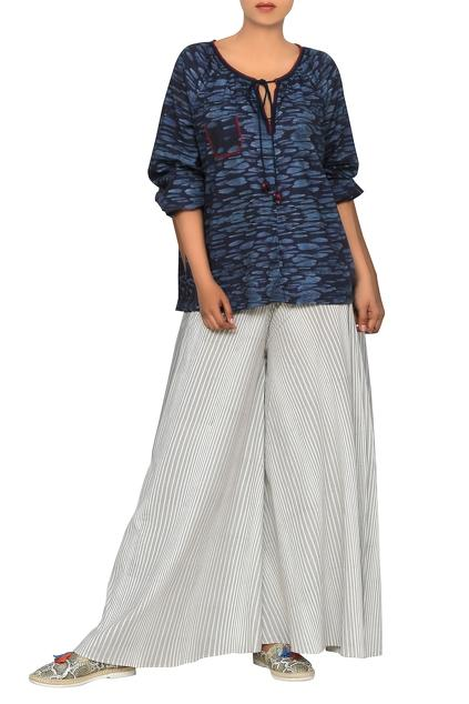 Latest Collection of Pants by Krishna Mehta