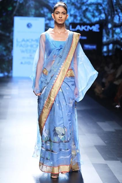 Latest Collection of Capes by Sailesh Singhania