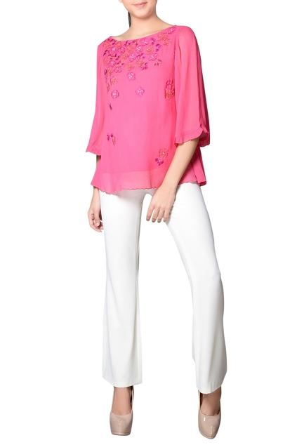 Latest Collection of Tops by Mandira Wirk