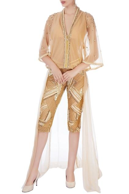 Latest Collection of Pant Sets by Delna Poonawalla