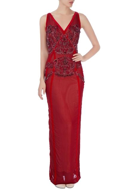 Latest Collection of Gowns by Delna Poonawalla