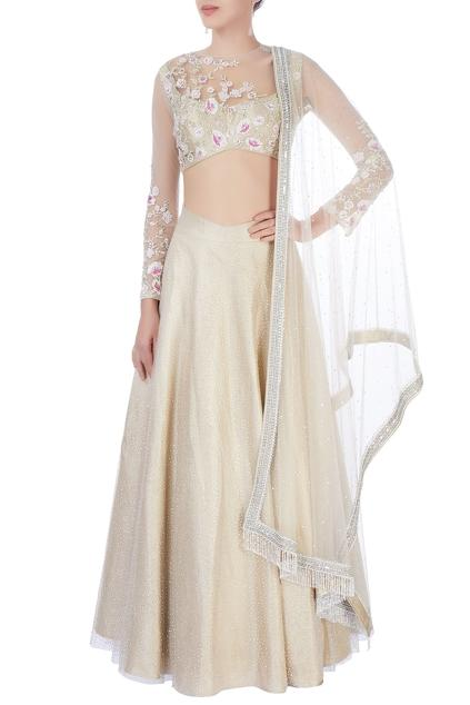 Latest Collection of Lehengas by Neeta Lulla