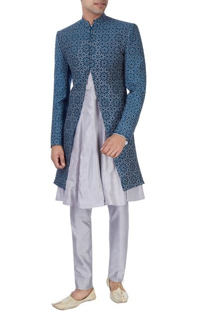 Latest Collection of Sherwanis by SS HOMME- Sarah & Sandeep