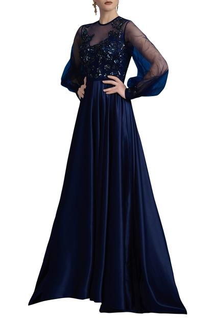 Latest Collection of Gowns by Manika Nanda