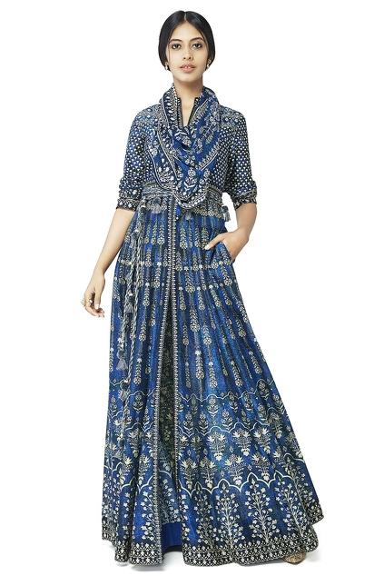 Latest Collection of Stoles by Anita Dongre