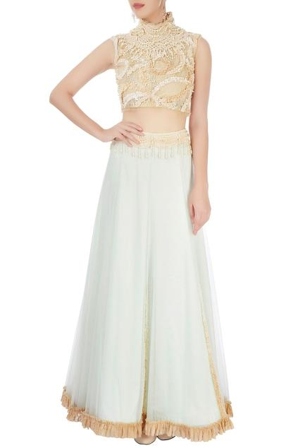 Latest Collection of Skirt Sets by Dilnaz Karbhary