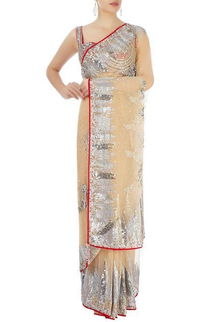 Latest Collection of Saris by Dilnaz Karbhary