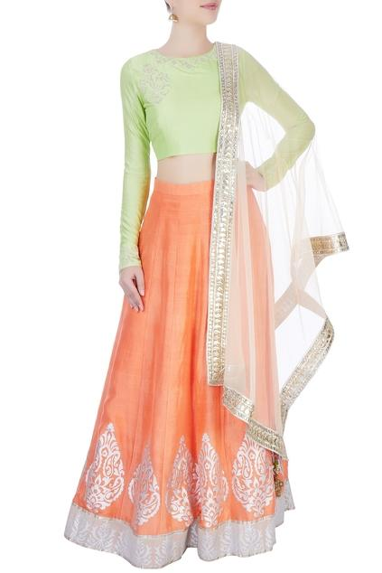 Latest Collection of Lehengas by Bubber Couture