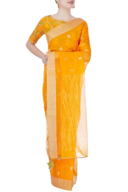 Latest Collection of Saris by RAR Studio