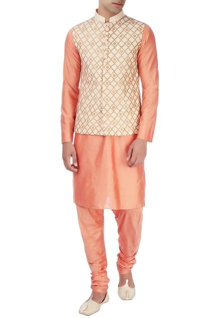 Latest Collection of Kurta Sets by Manish Nagdeo