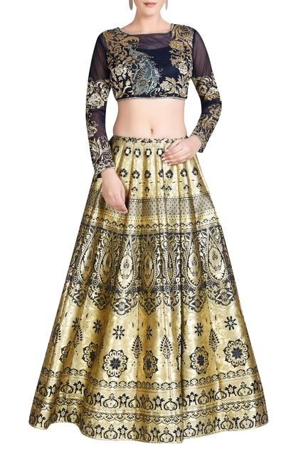 Latest Collection of Lehengas by Rabani & Rakha