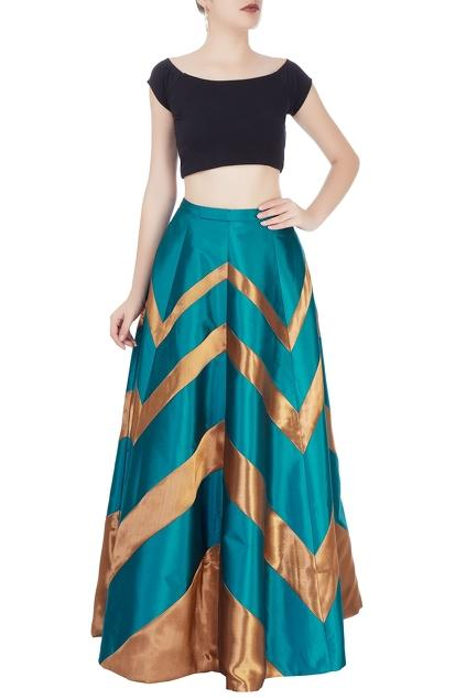 Latest Collection of Skirts by Rajat k Tangri