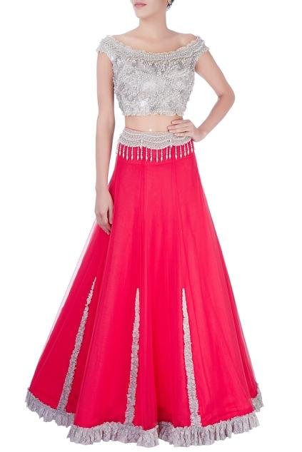Latest Collection of Lehengas by Dilnaz Karbhary