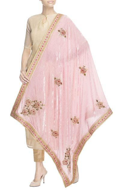 Latest Collection of Stoles by Anita Kanwal